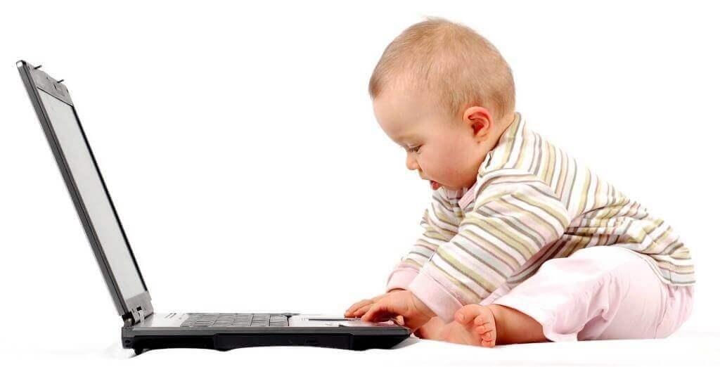 Появление малыша. Покупка товара через интернет.